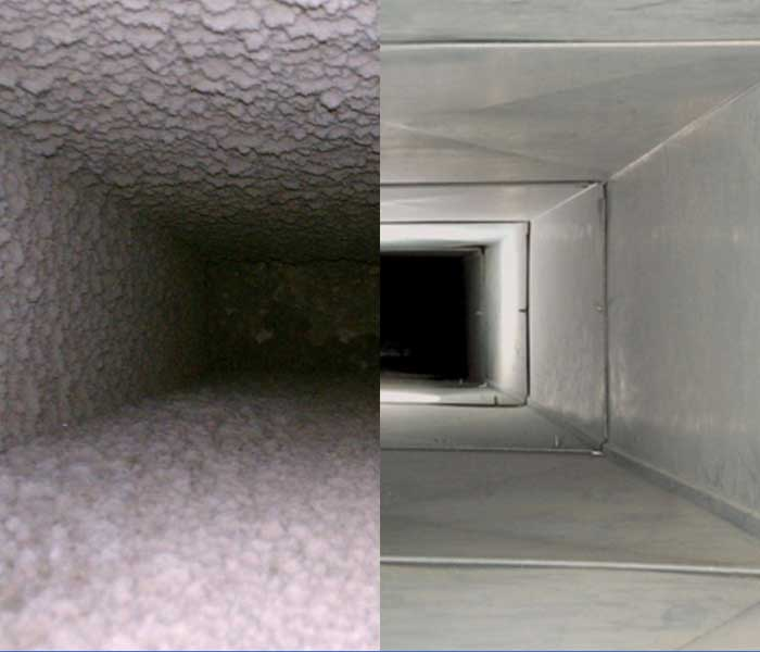 Air Duct before after 700 600