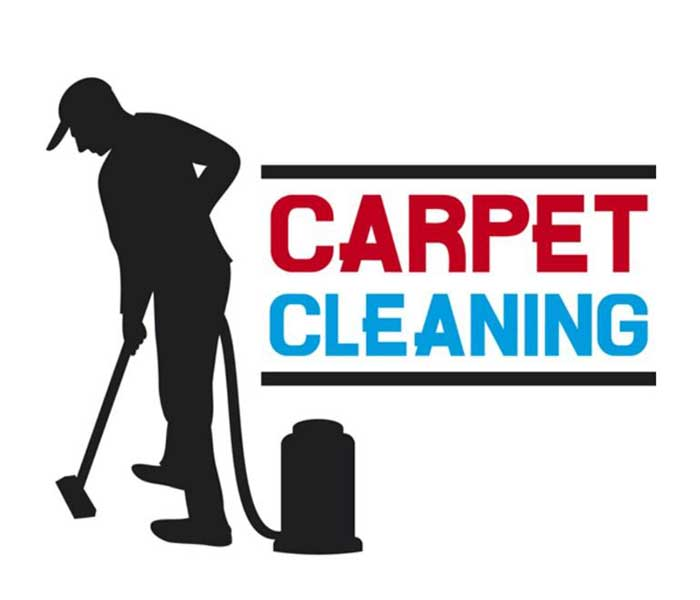 carpet cleaning vector